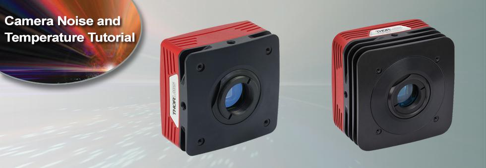 カメラノイズと温度のチュートリアル