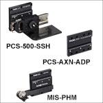 マイクロマニピュレータ用ヘッドステージアダプタおよびピペットホルダーマウント