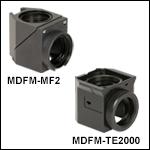顕微鏡用フィルターキューブ(OEM製)