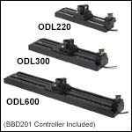 1466 ps、2000 ps&4000 psオプティカル・ディレイライン、ベンチトップ型コントローラ付属