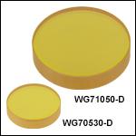 セレン化亜鉛(ZnSe)ウィンドウ、ARコーティング:1.65~3.0 μm
