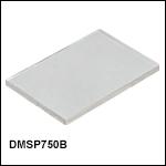 ショートパスダイクロイックミラー/ビームスプリッタ、カットオフ波長:750 nm
