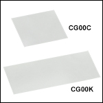 カバーガラス、厚さ#0(85~115 µm)