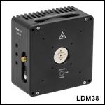 Ø3.8 mm半導体レーザ用温度制御付きマウント