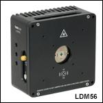 Ø5.6 mm半導体レーザ用温度制御付きマウント