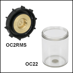 顕微鏡対物レンズ用ケース(蓋と容器は別売り)