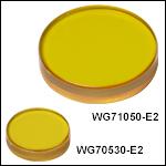 セレン化亜鉛(ZnSe)ウィンドウ、ARコーティング:4.5~7.5 μm