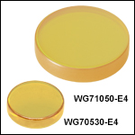 セレン化亜鉛(ZnSe)ウィンドウ、ARコーティング:2.0~13.0 µm