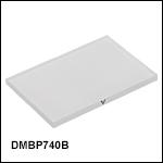 マルチバンドダイクロイックミラー/ビームスプリッタ、カットオン波長:940 nm
