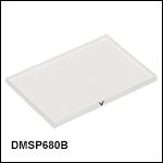 ショートパスダイクロイックミラー/ビームスプリッタ、カットオフ波長:680 nm