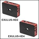 Exulus空間光変調器、WUXGA解像度