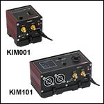 K-Cube™コントローラ、ピエゾ慣性ステージおよびアクチュエータ用