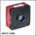 8メガピクセルサイエンティフィックCCDカメラ