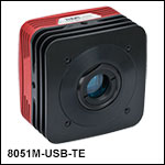 8メガピクセルサイエンティフィックCCDカメラ、密閉冷却型パッケージ