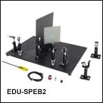 分光器教育用実験キット