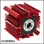 冷却型Kiralux 8.9 MP CMOS小型サイエンティフィックカメラ、ハーメチックシール済み