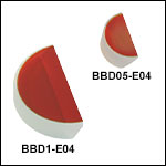 D型ミラー、E04広帯域誘電体コーティング: 1280~1600 nm