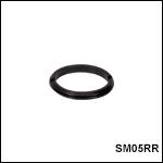 標準固定リング、Ø5 mm~Ø12.7 mm(Ø1/2インチ)