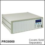 PRO8000システム、8スロット付きシャーシ