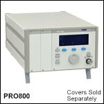 PRO800システム、2スロット付きベンチトップ型シャーシ