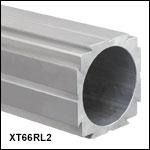 XT66 66 mm Construction Rail, Raw Extrusion (日本では販売しておりません)