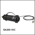 走査型ファブリペロー干渉計、1.5 GHz FSR、フィネス>200