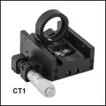ケージ用移動ステージ、Z軸移動量12.7 mm