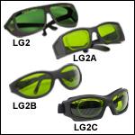 レーザ保護眼鏡、可視光透過率19%