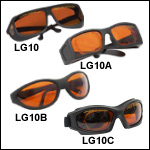 レーザ保護眼鏡、可視光透過率35%