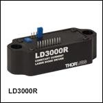 半導体レーザ用高安定・定電流ドライバ、組み込み用: 2.5 A、7.7 V