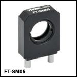 Ø12 mm~Ø12.7 mm(Ø1/2インチ)光学素子マウント