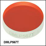 ロングパスダイクロイックミラー/ビームスプリッタ、カットオン波長:567 nm