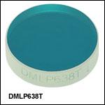 ロングパスダイクロイックミラー/ビームスプリッタ、カットオフ波長:638 nm