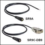 静電気放電(ESD)防止&ストレインリリーフケーブル