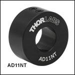 Ø25.4 mm(1インチ)アダプタ、外ネジ切り&内ネジ切り無し