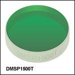 ショートパスダイクロイックミラー/ビームスプリッタ、カットオフ波長:1500 nm
