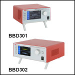 ベンチトップ型ブラシレスDCモーターコントローラ