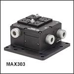 NanoMax3軸ステージ