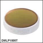 ロングパスダイクロイックミラー/ビームスプリッタ、カットオン波長:1500 nm