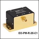 共振型電気光学(EO)変調器