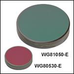 シリコンウィンドウ、ARコーティング:3~5 µm