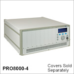 PRO8000-4システム、8スロット付き、高出力用途向け
