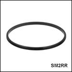 標準固定リング、Ø39 mm~Ø50.8 mm(Ø2インチ)