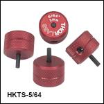 2 mm(5/64インチ)六角レンチ型アジャスタ