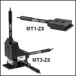 電動移動ステージ、移動量12 mm