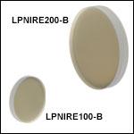 フィルム型偏光子(低価格版)、600~1100 nm用