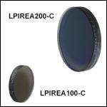 フィルム型偏光子(低価格版)、1050~1700 nm用
