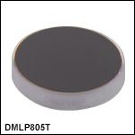 ロングパスダイクロイックミラー/ビームスプリッタ、カットオフ波長:805 nm