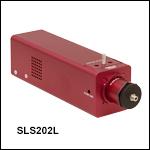 安定化タングステン光源、450~5500 nm