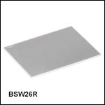 プレート型ビームスプリッタ、350~1100 nm